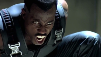 The 1998 Wesley Snipes Movie 'Blade' Should Win Best Picture At This Year's Oscars