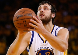 Andrew Bogut Will Reportedly Be The Latest Addition To The Cavaliers' Suddenly Loaded Bench (UPDATED)