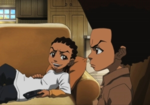 'Boondocks' Mastermind Aaron McGruder Is Developing An Alternate Universe Tale For Amazon