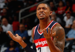 The NBA Refs Twitter Account Insists Bradley Beal's Ridiculous Travel Was Legal