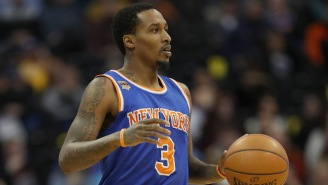 Brandon Jennings Is Reportedly Being Waived By The Knicks To Make Room For Young Guard Help