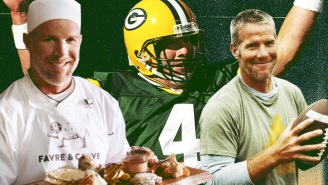 'Who Would've Thunk It': Brett Favre On His Prolific Commercial Career And Super Bowl 51
