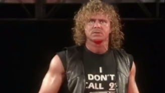 Brian Pillman's Son Might Be Embarking On A Career As A Pro Wrestler