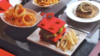 The Lego-Inspired Burger Joint You've Always Dreamed Of Is Finally Here