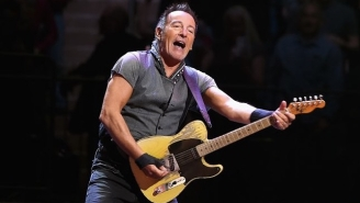 Bruce Springsteen Is Ditching Football Stadiums And Basketball Arenas For The Bright Lights Of Broadway
