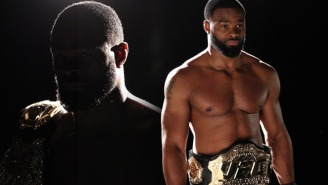 Tyron Woodley Is The Modern Day Samurai Of The UFC