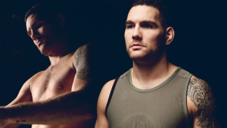 Chris Weidman Is The Modern-Day Viking Of The UFC