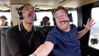 Will Smith And James Corden Take 'Carpool Karaoke: The Series' To New Heights In Its Celeb-Heavy Trailer