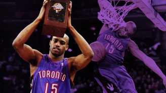 Vince Carter's Iconic 2000 Slam Dunk Contest Jams, Ranked