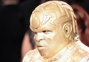 Here's Why Cee-Lo Was Dressed In That Crazy Golden Outfit At The Grammys