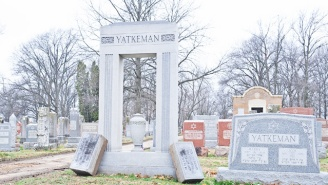 Muslim Americans Have Raised More Than $108,000 To Help Repair A Vandalized Jewish Cemetery