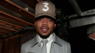 Chance The Rapper Shares Kendrick Lamar's Congratulatory Text For Those Grammy Wins
