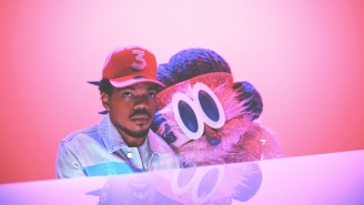 Chance The Rapper Is Serenading A Muppet In His 'Same Drugs' Video
