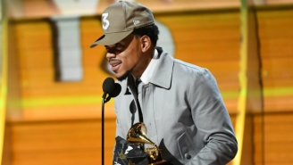 The NBA World Was Hyped Over Chance The Rapper's Huge Night At The Grammys