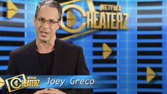 Joey Greco Is Back To Expose Netflix 'Cheaterz' Who Binge Without Their Partners