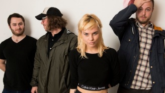 New York Punks Citris Channel Courtney Love In Their Defiant 'Little Scars' Video