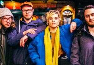 New York Punks Citris On Re-Releasing Their Crushing Debut Album 'Panic In Hampton Bays'