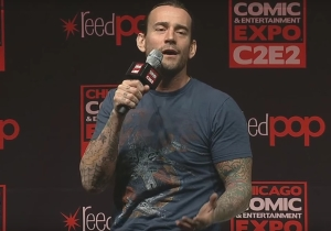 The Green Ranger Claims 'Everybody That Owns UFC' Wants Him To Fight CM Punk