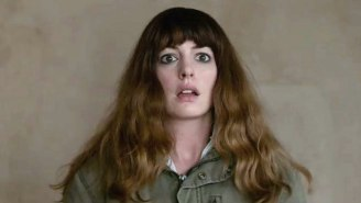 Anne Hathaway Is Literally A Monster In The Full-Length 'Colossal' Trailer