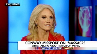 Kellyanne Conway Fires Back At Her Bowling Green 'Massacre' Critics: I 'Misspoke One Word'