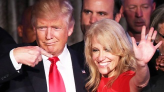 Kellyanne Conway: Trump 'Supports Me 100%' After I Plugged Ivanka's Brand From The White House