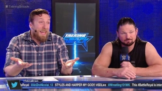 Daniel Bryan Accused AJ Styles Of Being A Flat-Earther
