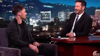 Danny Amendola Went On 'Kimmel' And Snitched On A Teammate For Partying Too Hard With Snoop