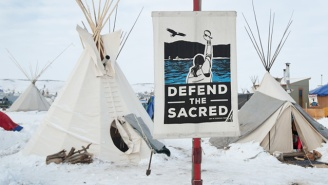 As Construction Near Standing Rock Restarts, Pipeline Fights Flare Across The U.S.