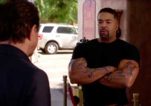 David Otunga Showed Off His Impeccable Acting Chops On 'Criminal Minds'