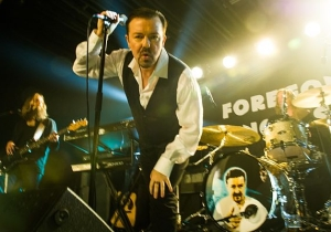 Ricky Gervais Can't Go Home Again With 'David Brent: Life On The Road'