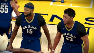 We Simulated DeMarcus Cousins and Anthony Davis' Career Together, And It Didn't Go So Great