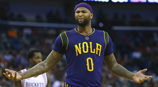 new style a8c1f 6daca The Kings GM Will Quit If The DeMarcus Cousins Trade Doesn't ...