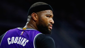 The DeMarcus Cousins Trade Was So Lopsided, Even 'NBA 2K17' Wouldn't Allow It