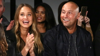 Derek And Hannah Jeter Announced That They Are Going To Be Parents