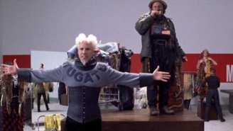 This Fashion Show Went Full 'Zoolander' With Tone Deaf 'Homeless' Show