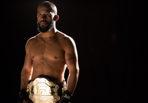 Why Demetrious Johnson Is MMA's Last Knight
