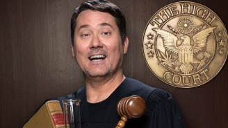 Doug Benson's Awkward Run-In With Anne Heche Makes For An Interesting Podcast Experience