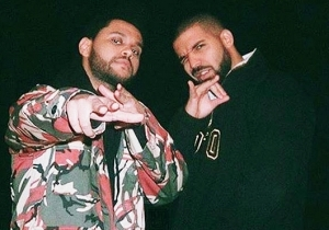 Drake Says An Early Weeknd Album Is One Of His All-Time Favorite Records