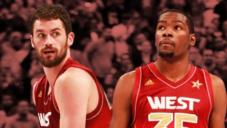 Remembering Kevin Love's 2012 Three-Point Contest Win Over Kevin Durant