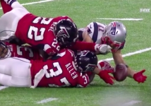 Julian Edelman Gave Us The Next David Tyree Moment With A Miraculous Catch Off A Deflection