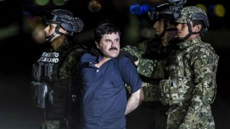 A Lawyer For Drug Lord El Chapo Is Contending That His Cell Conditions Are 'Extremely Restrictive'