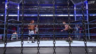 WWE's Next History-Making Event Is The First Women's Elimination Chamber