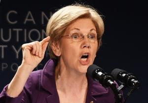Elizabeth Warren Accuses Trump Of Trying To 'Slut-Shame' A Democratic Senator Who Urged Him To Resign