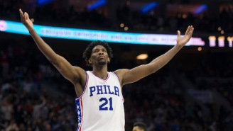 Chandler Parsons Shared Joel Embiid's Hilarious Reaction After Agreeing To An Extension With The Sixers