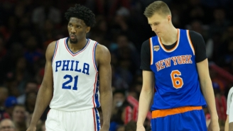 Joel Embiid And Kristaps Porzingis Will Make The Skills Contest All-Star Saturday's Must-Watch Event