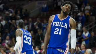 Shaq Isn't Ready To Buy In On Sixers Star Joel Embiid Just Yet