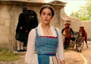 Emma Watson Guides Us Through Her Provincial Town In This New 'Beauty And The Beast' Clip