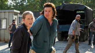Josh McDermitt Thought He Was Going To Get Blown Up Filming This Week's 'The Walking Dead'