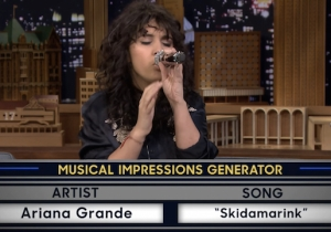 Alessia Cara Braves Jimmy Fallon's 'Wheel Of Musical Impressions' With Impressive Results