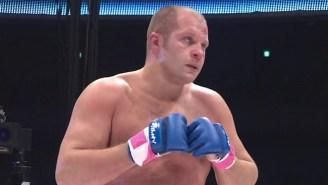 Fedor Emelianenko Revealed Why He Chose Bellator Over UFC